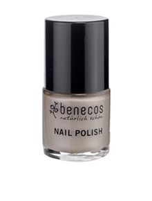 benecos Nail Polish urban grey